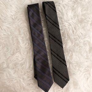 Calvin Klein men's ties